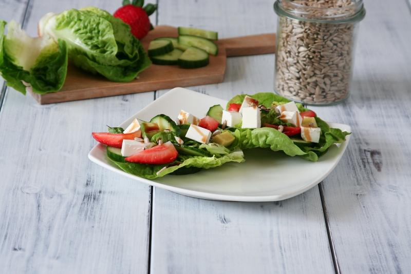 Salátové lodičky