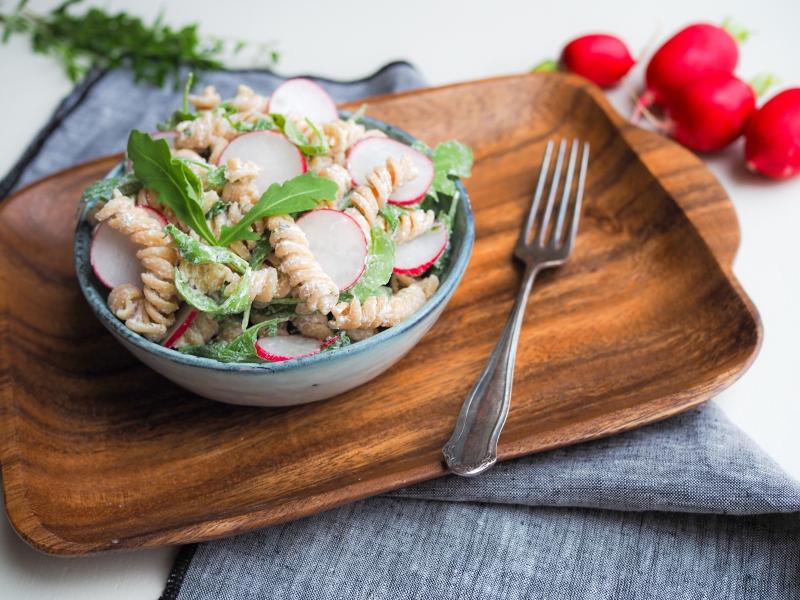 Těstovinový salát s Lučinou & Skyr